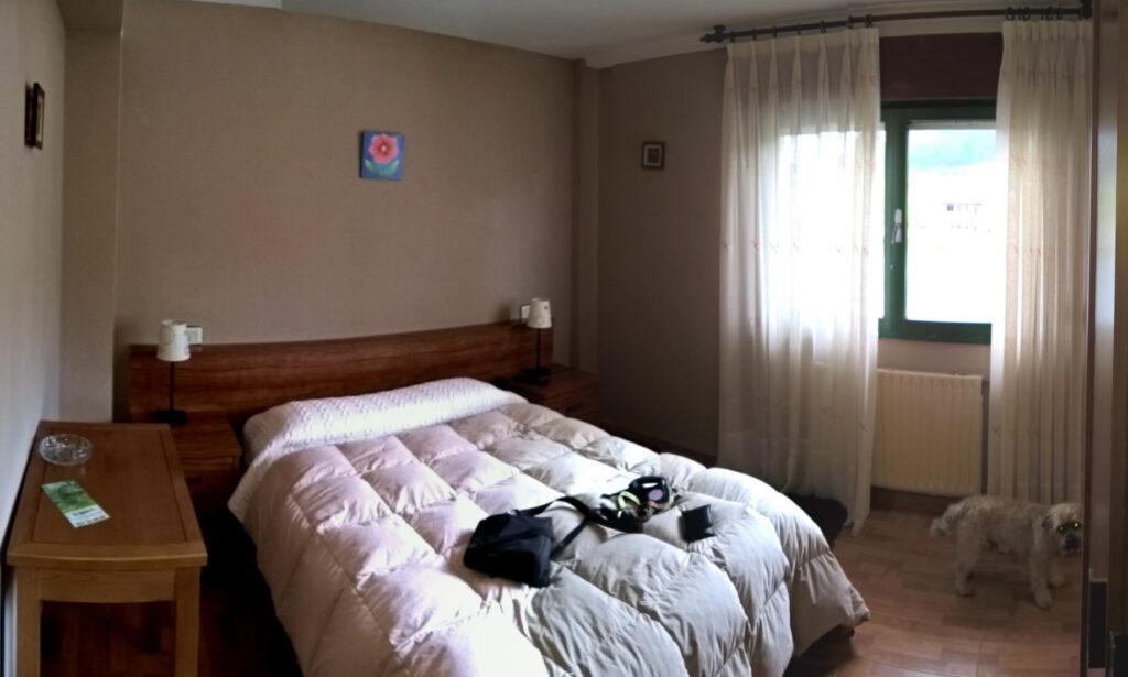 Zimmer 207, Hostal Cangas de Onis