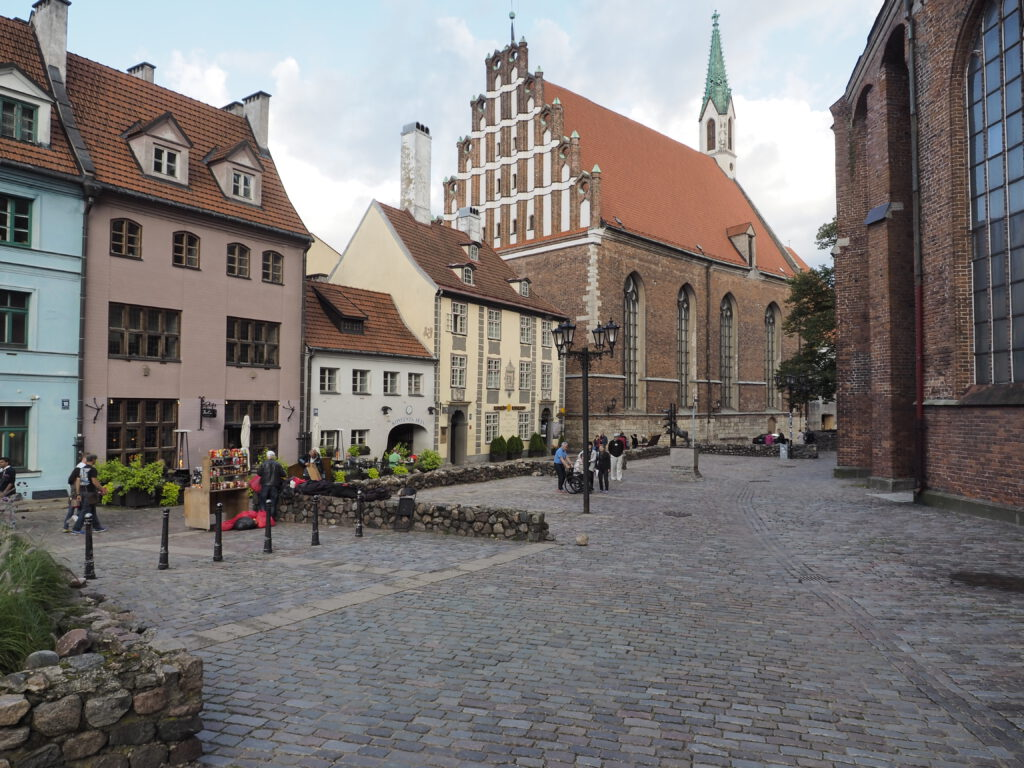 Sv. Jāņa baznīca (Johanniskirche), Riga