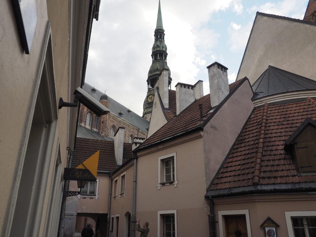 Ekes konventa ēka (Eckens Konvent), Riga