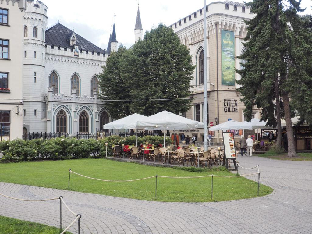 """""""Kleine Gilde"""" und """"Große Gilde"""", Riga"""