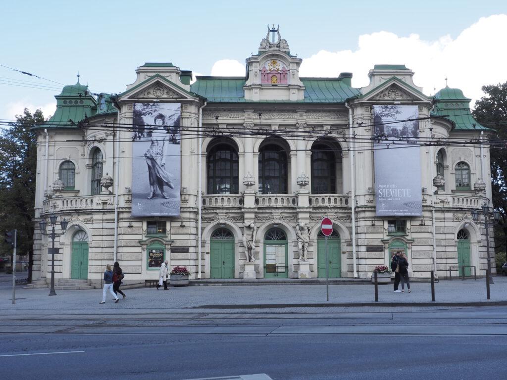 Latvijas Nacionālais teātris (Lettisches Nationaltheater), Riga