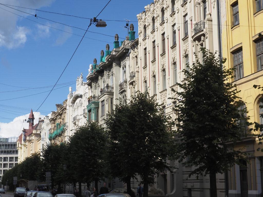 Jūgendstila kvartāls (Jugenstilviertel), Riga