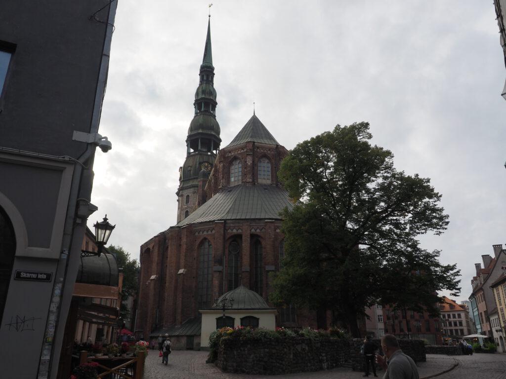 Svētā Pētera baznīca (St. Petrikirche), Riga
