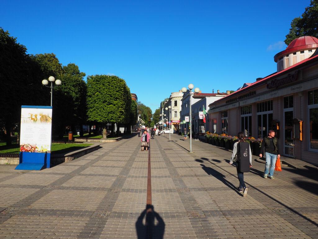 Jomas iela, Majori, Lettland