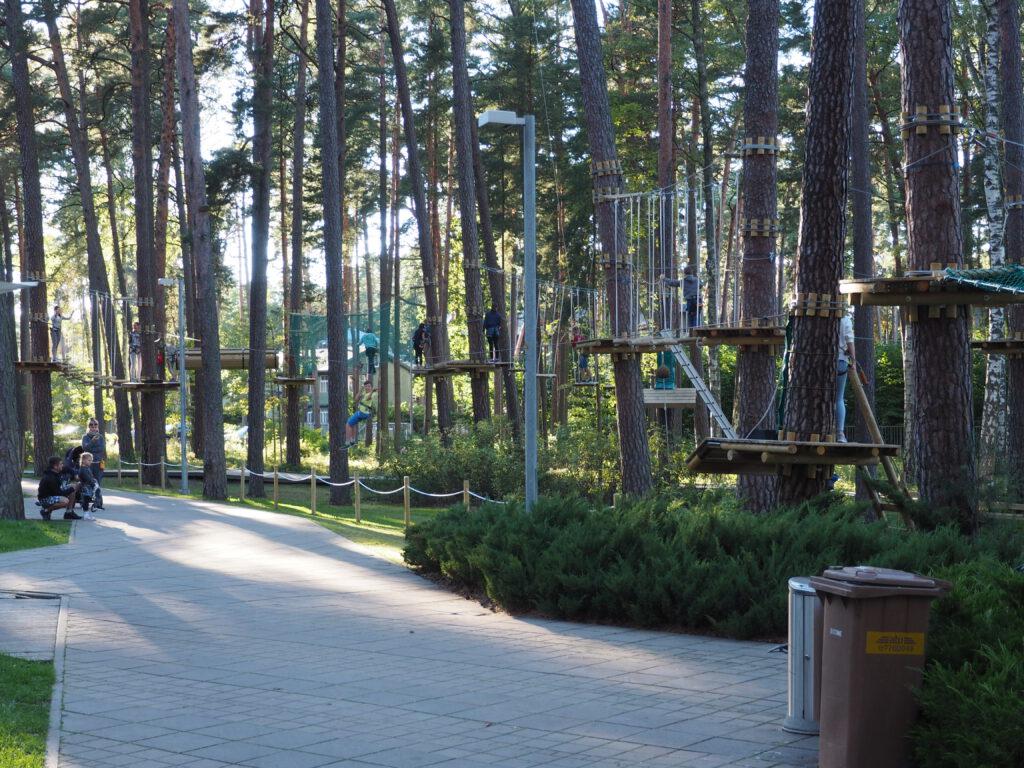 Dzintaru mežaparks, Dzintari, Lettland