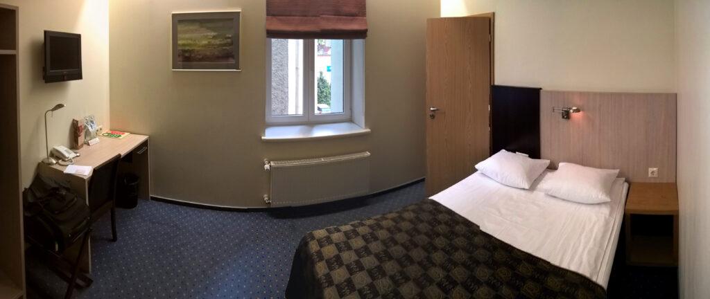 Hanza Hotel ***S, #206, Riga