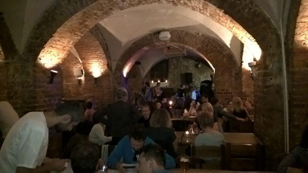 Folkklubs ALA Pagrabs, Riga