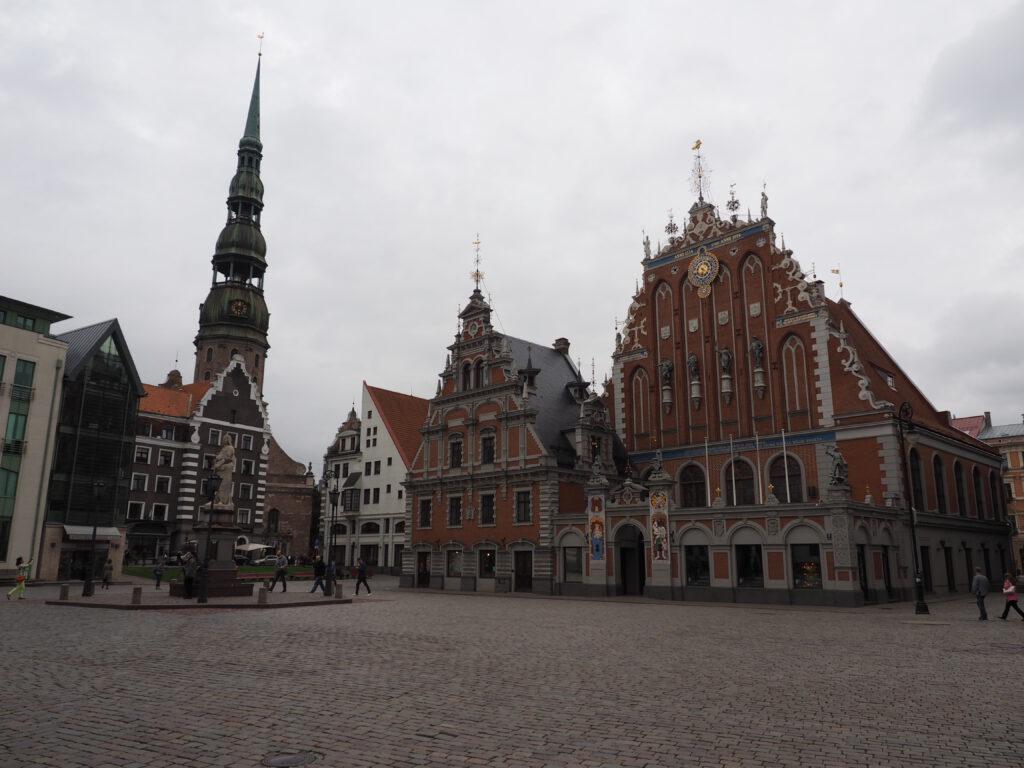 Rātslaukums (Rathausplatz), Riga
