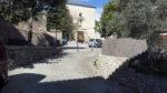 Dorfplatz und Kirche Sant Jordi, Orient, Mallorca