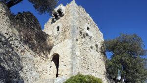 Torre de l'Homenatge, Castell d'Alaró, Mallorca