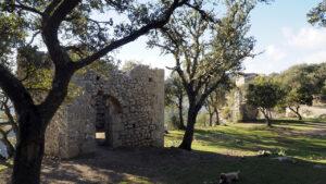 Torre de Migjorn, Castell d'Alaró, Mallorca