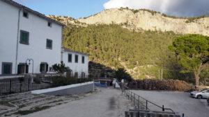 Finca Es Verger und Castell d'Alaró, Mallorca