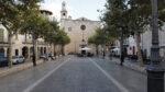 Plaça de la Vila und Parròquia Sant Bartomeu, Alaró, Mallorca