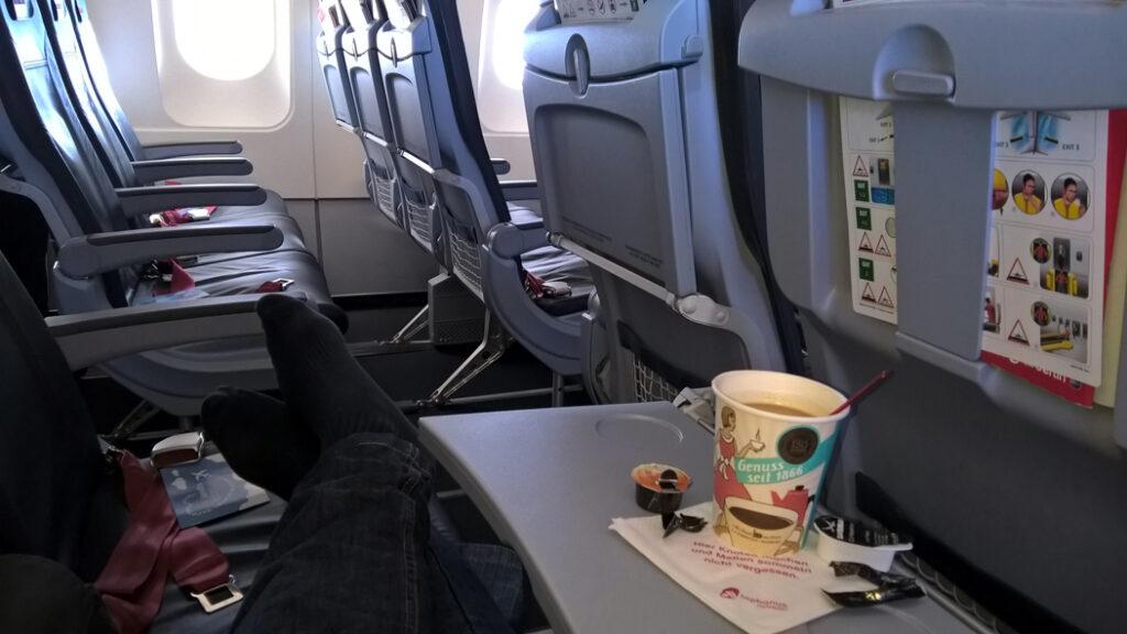 airberlin AB 7732, TXL - PMI, 11F