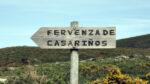 Fervenza de Casariños, Fornelos de Montes - A Laxe (Pontevedra), Galicien, Spanien