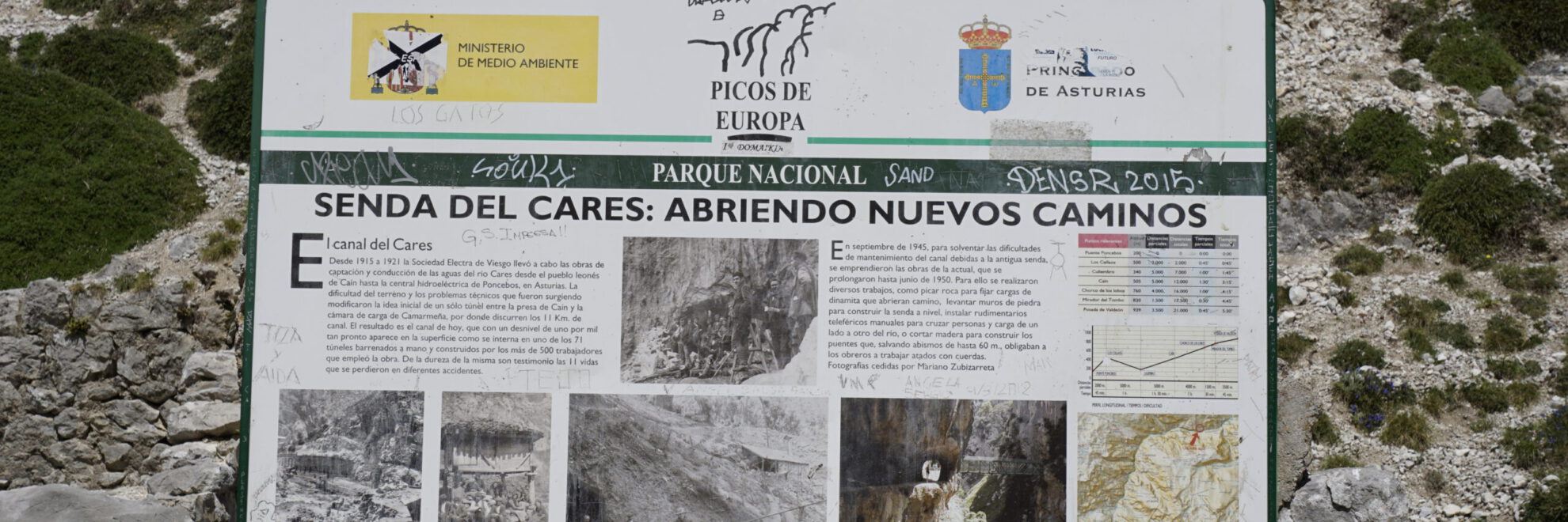 Ruta del Cares: Fotoalbum