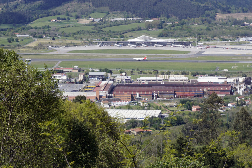 Bilbao Flughafen BIO