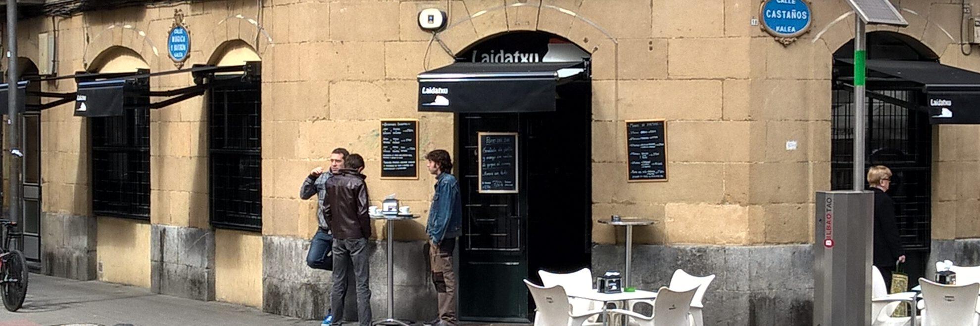 "Bilbao: Bar ""Laidatxu"""