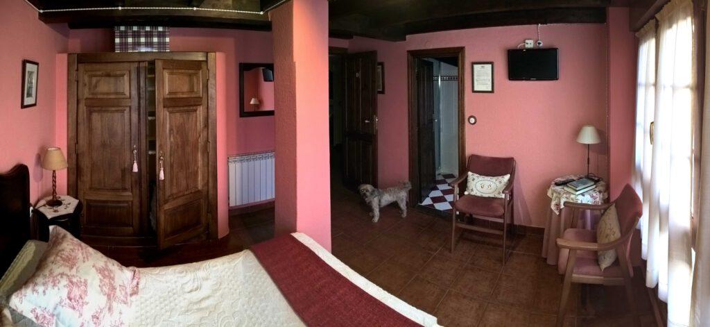 """Zimmer """"C"""" in der Casa de Aldea Riosol"""