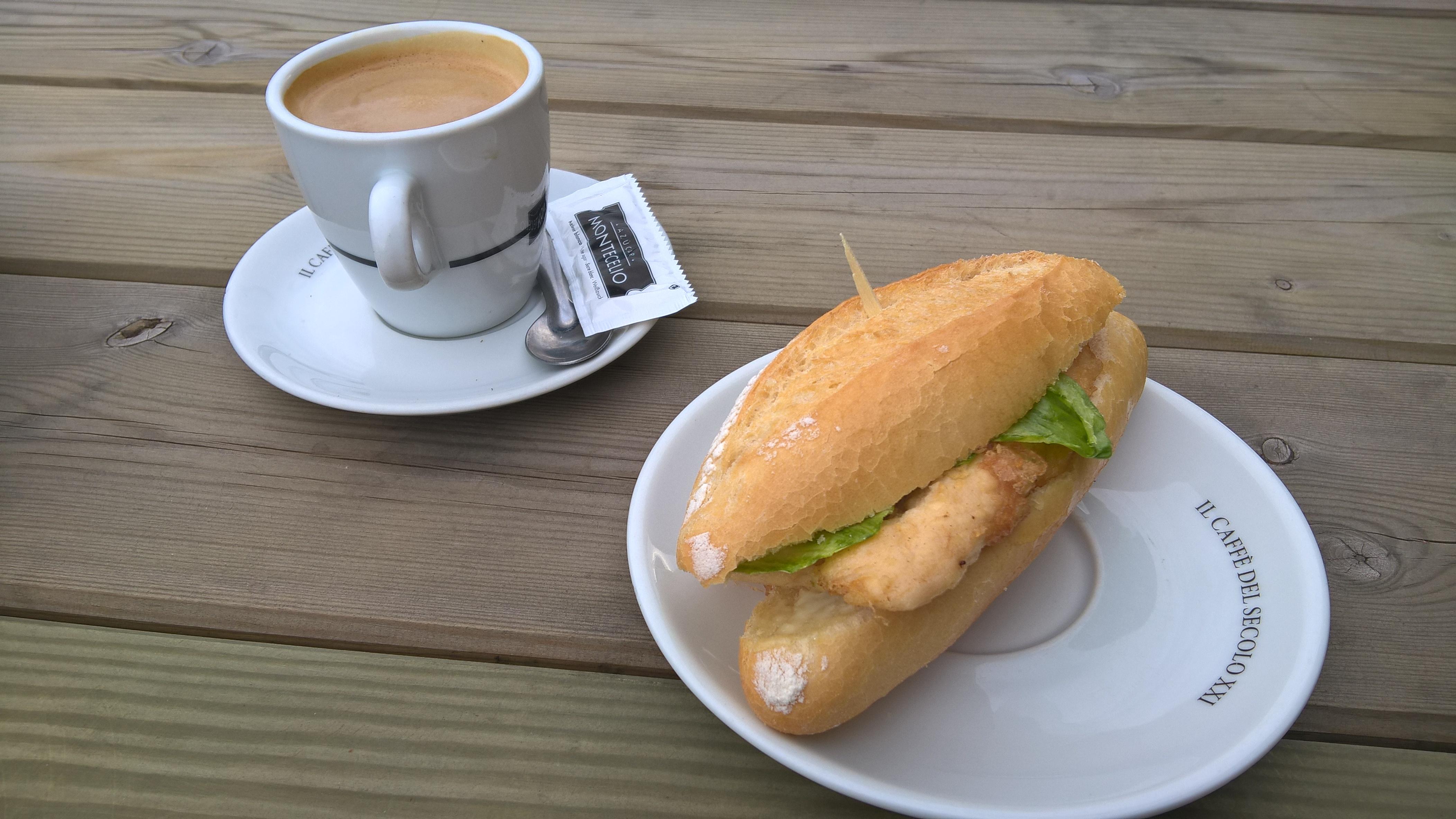 Café y Pincho, Hostal Cangas de Onis