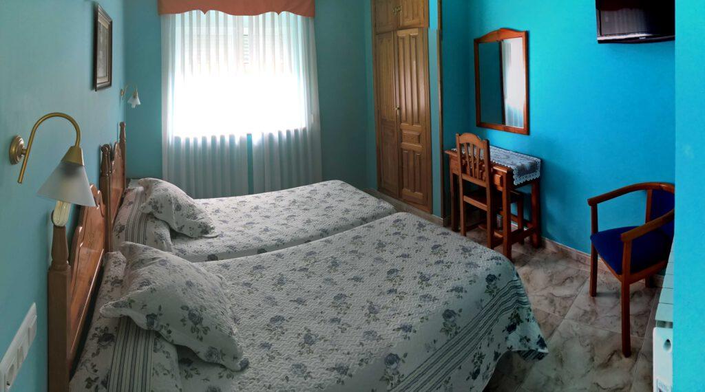 "Hostal ""El Pinar"", Ribadeo (Lugo), Zimmer B-5"