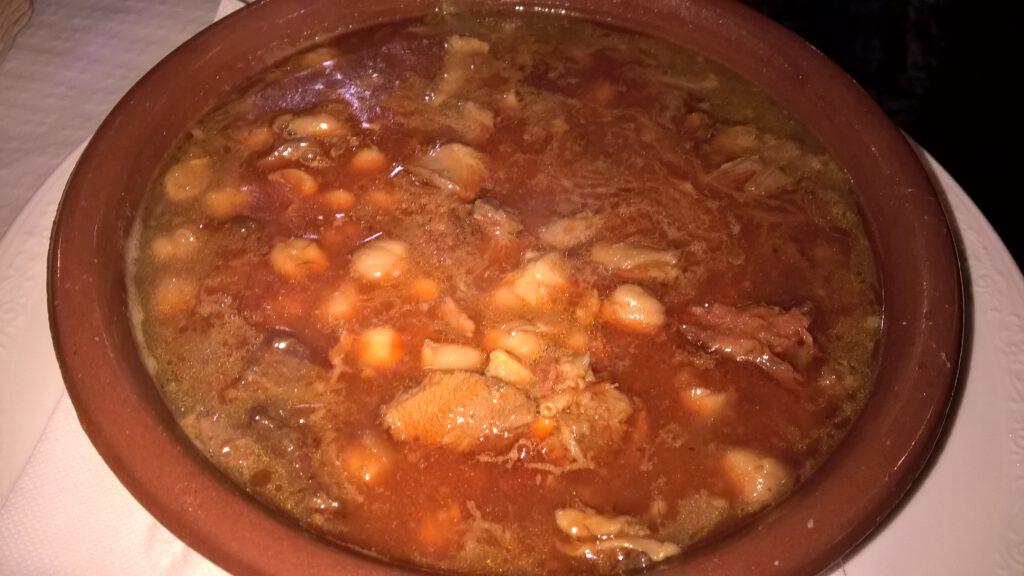 """Callos: Restaurante Parrilla """"El Huerto"""", Ribadeo (Lugo)"""