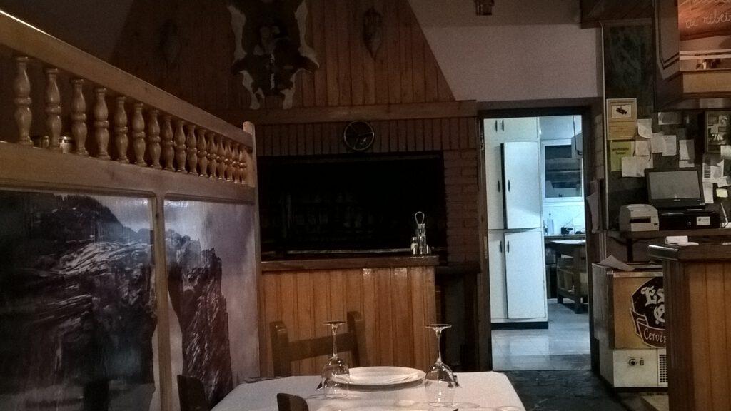 """Restaurante Parrilla """"El Huerto"""", Ribadeo (Lugo)"""