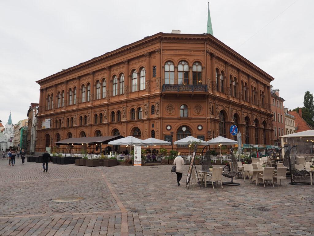 Rigaer Börse, Rīgas Birža, Riga