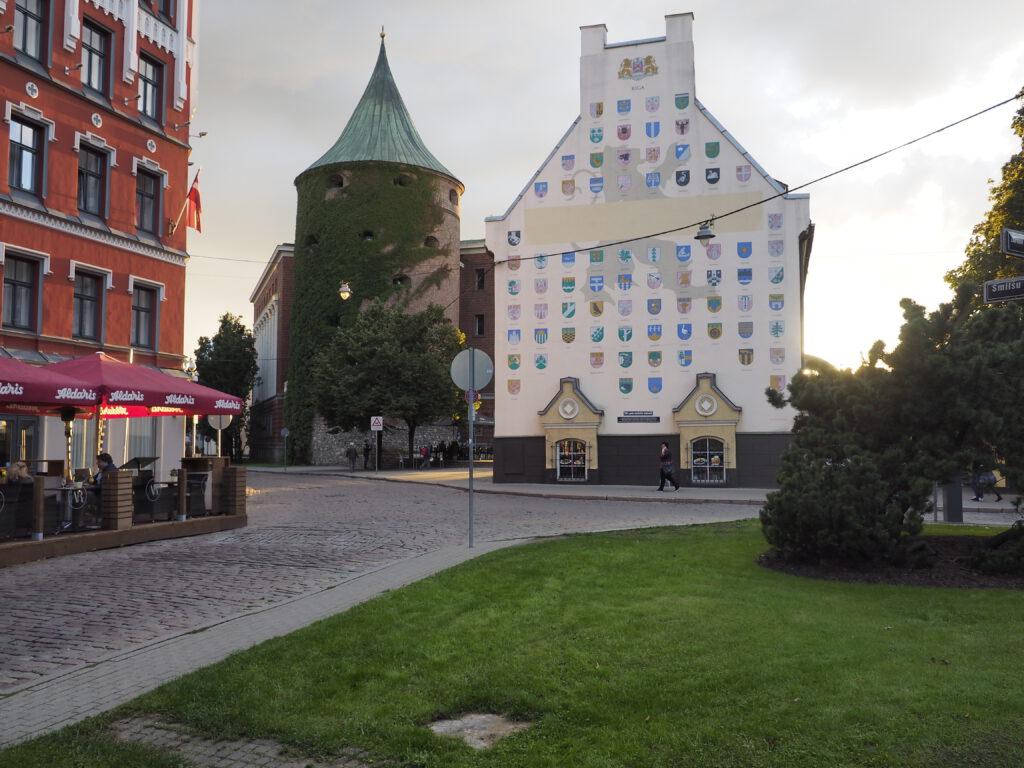 Pulverturm, Pulvertornis, Riga