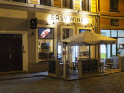 "Restaurant ""Easy Wine"", Riga"