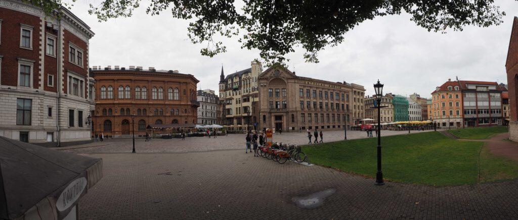 Domplatz (Doma laukums), Riga