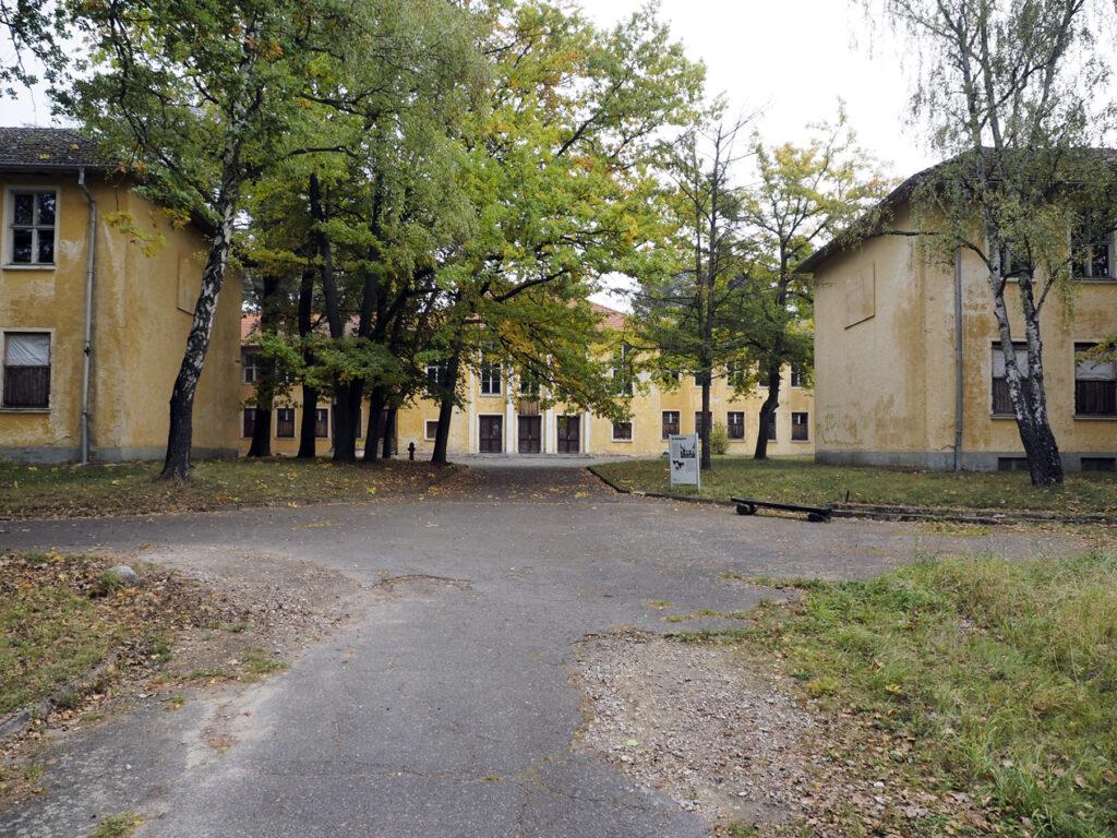 Hindenburghaus, Olympische Dorf von 1936, Elstal