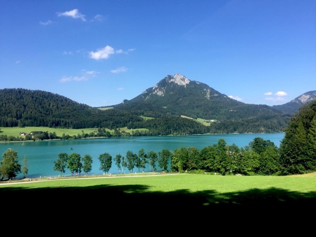 Fuschlsee, Salzburger Land, Österreich