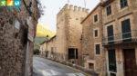 Rathaus von Fornalutx (Mallorca, Spanien)