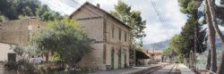 Ferrocarril de Sóller, Bunyola, Mallorca