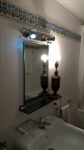 Badezimmer, Zimmer 6, Agroturismo Son Tomaset, Costitx, Mallorca