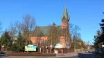 Kirche, Ustronie Morskie, Westpommern, Polen