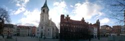 Titelbild Toruń Rynek Staromiejsky (Thorn Altstädter Markt)