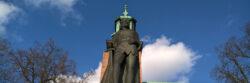 Pomnik Bolesława Chrobrego (Denkmal für Boleslaw der Tapfere), Gniezno (Gnesen), Polen