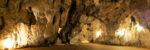 Grotte fortifiée Cova Bastera, Villefranche-de-Conflent (Pyrénées-Orientales, Okzitanien, Frankreich)