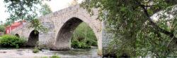 Senda fluvial do río Tea (Mondariz-Balneario, Galicien, Spanien)