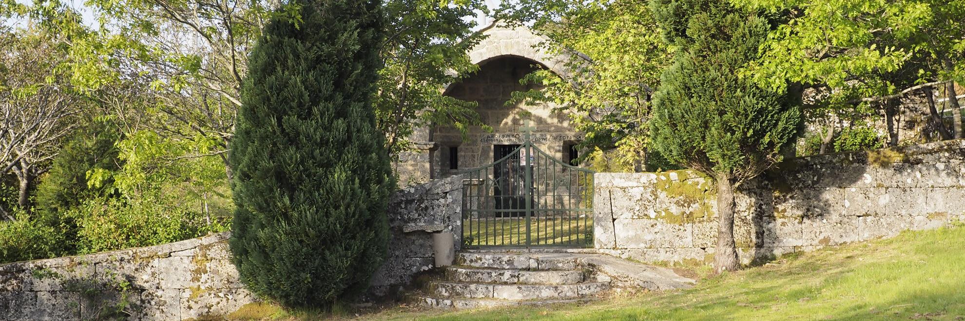 San Salvador de Prado: Ermita da Xestosa