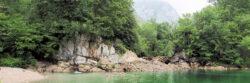 Tornín: Río Dobra - Olla de San Vicente (Cangas de Onís, Asturien, Spanien)