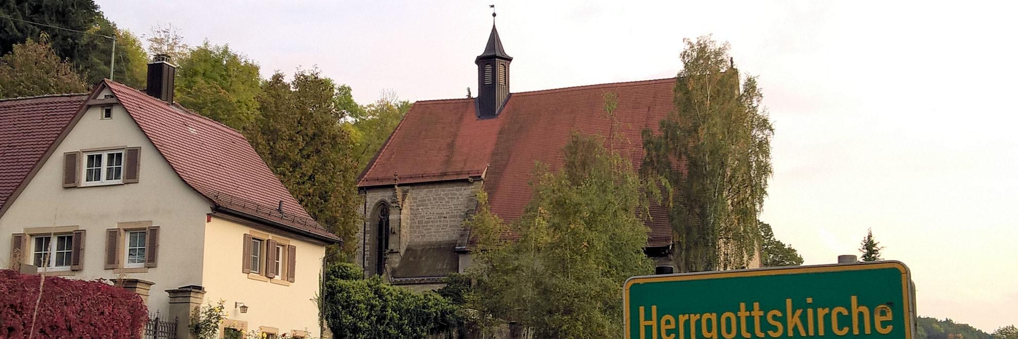 Creglingen: Herrgottskirche
