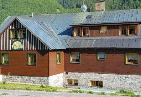 Špindlerův Mlýn Spindlermühle: Hotel Výsluní***