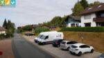 Parkplatz, Berghotel Wolfshagen (Langelsheim, Niedersachsen)