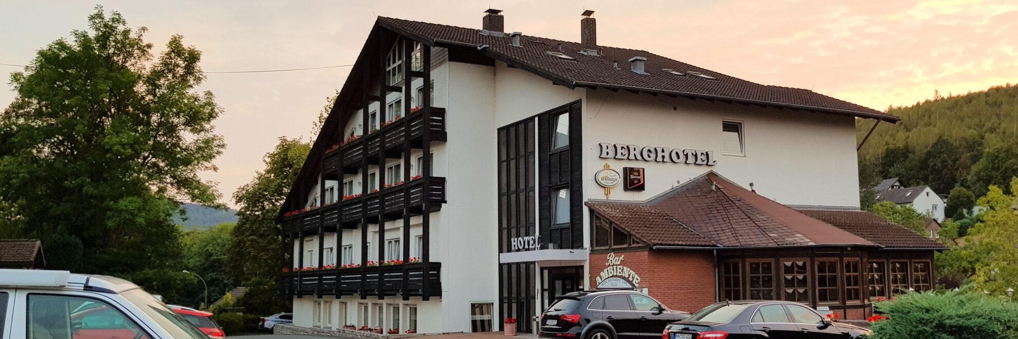 Wolfshagen im Harz: Berghotel Wolfshagen