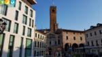 Chiese di Santa Lucia e San Vito an der Piazza San Vito in Treviso (Venetien, Italien)