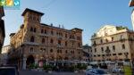 Piazza San Vito in Treviso (Venetien, Italien)