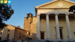 Battistero di San Giovanni und Cattedrale di San Pietro Apostolo in Treviso (Venetien, Italien)
